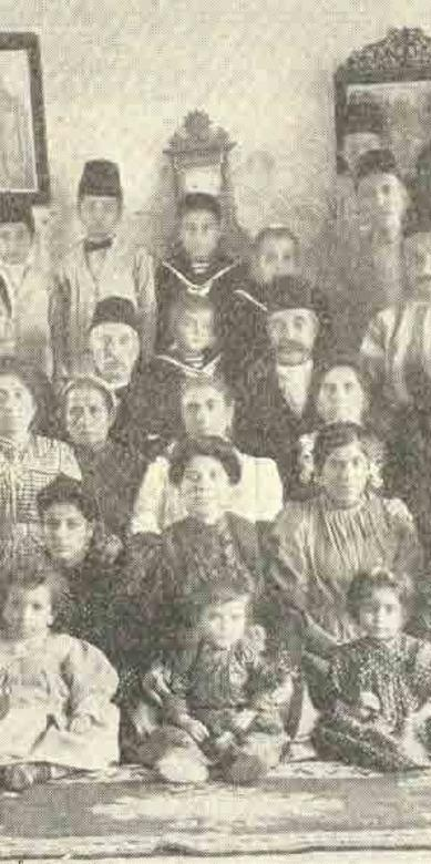 Aleppo Sunday School 1905