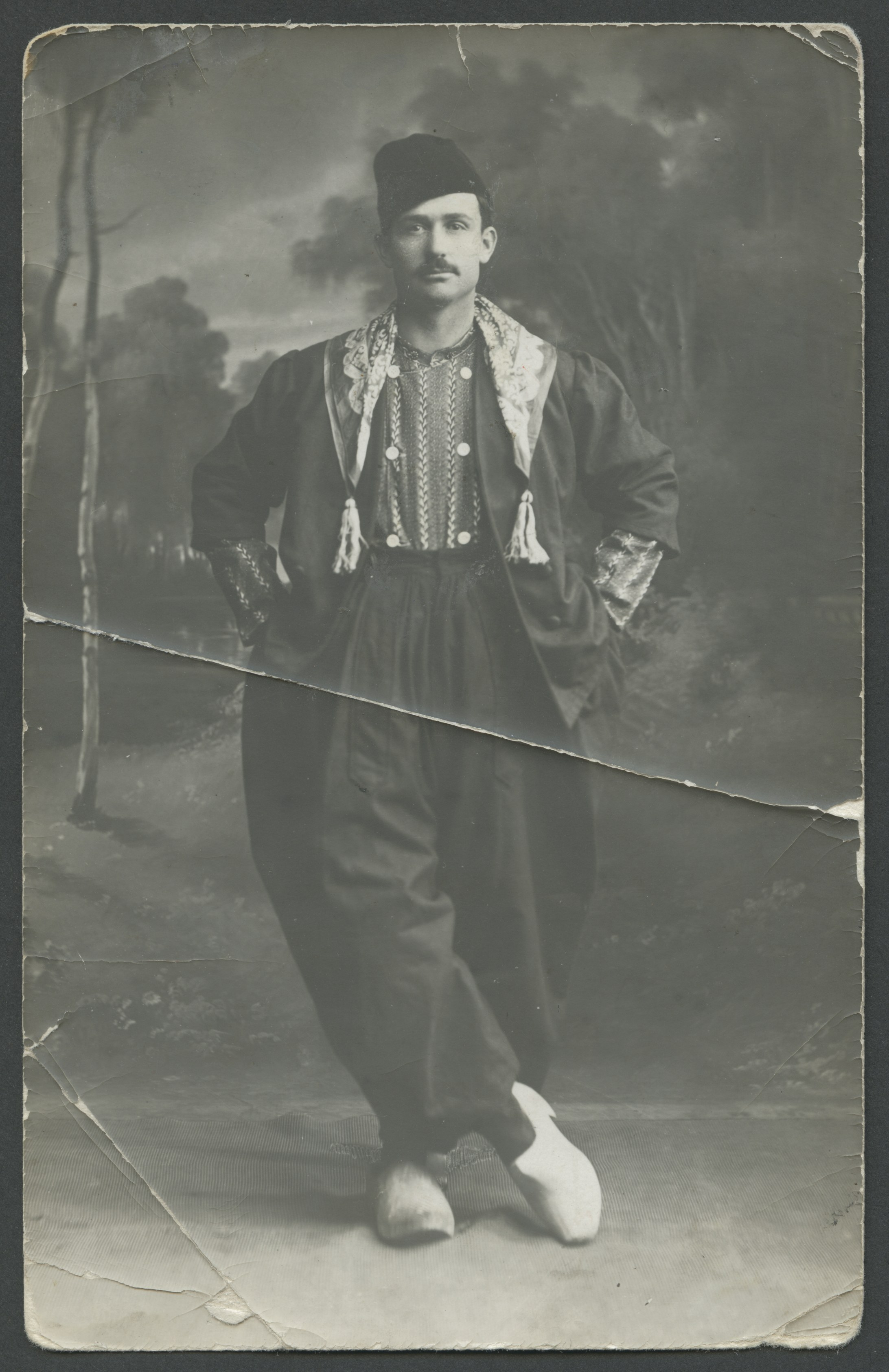 John H. Cottam in the Netherlands