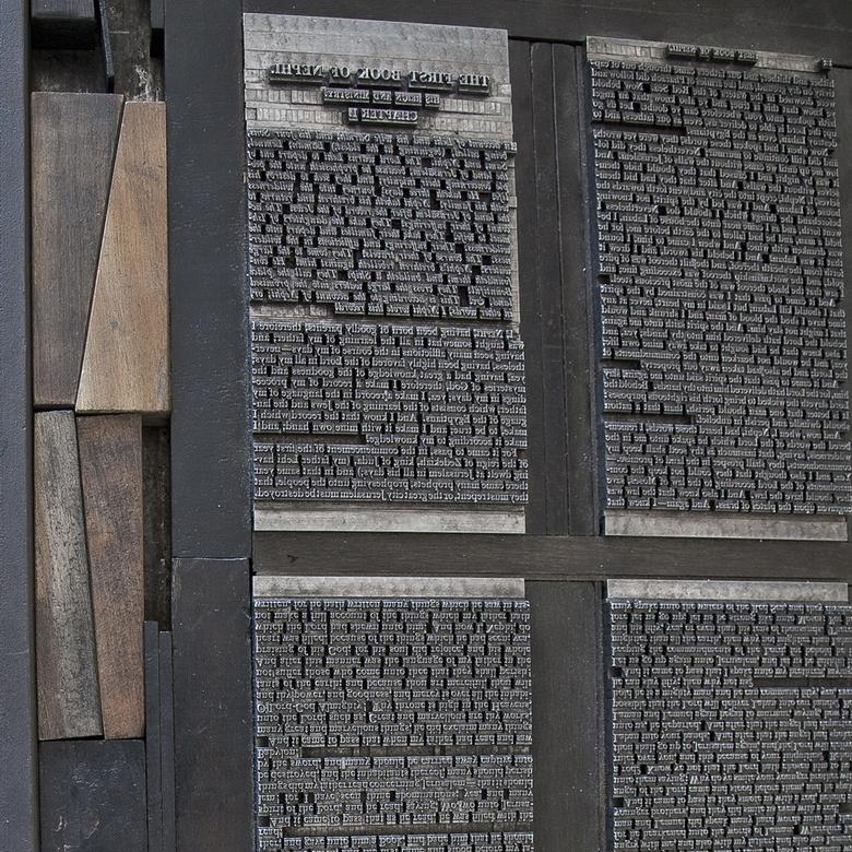 Book of Mormon Typesetting Forms