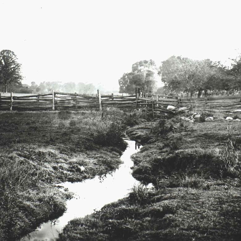 A Creek by the Smith Family Farm
