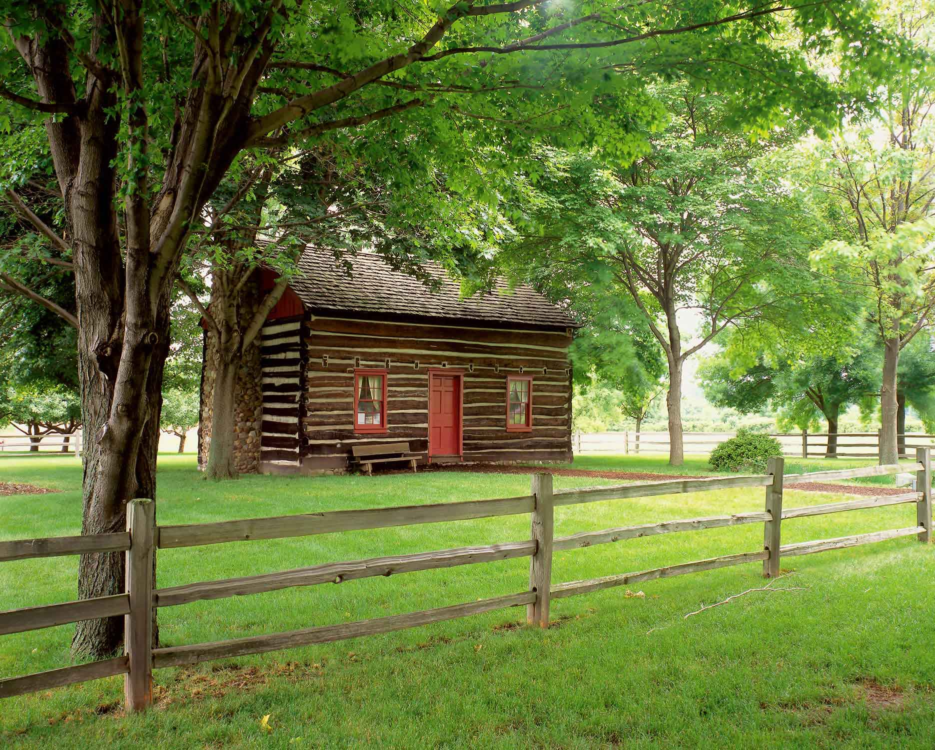Peter Whitmer Farm, Fayette