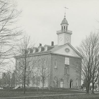 The House of the Lord in Kirtland