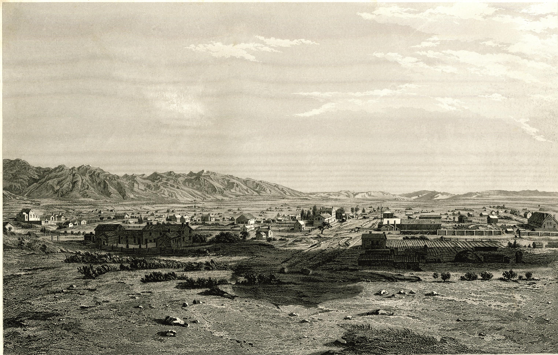 Milo Andrus, July 17, 1853