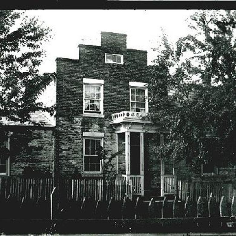 Brigham Young's Home, Nauvoo, Illinois