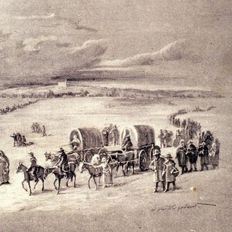 Migration from Nauvoo