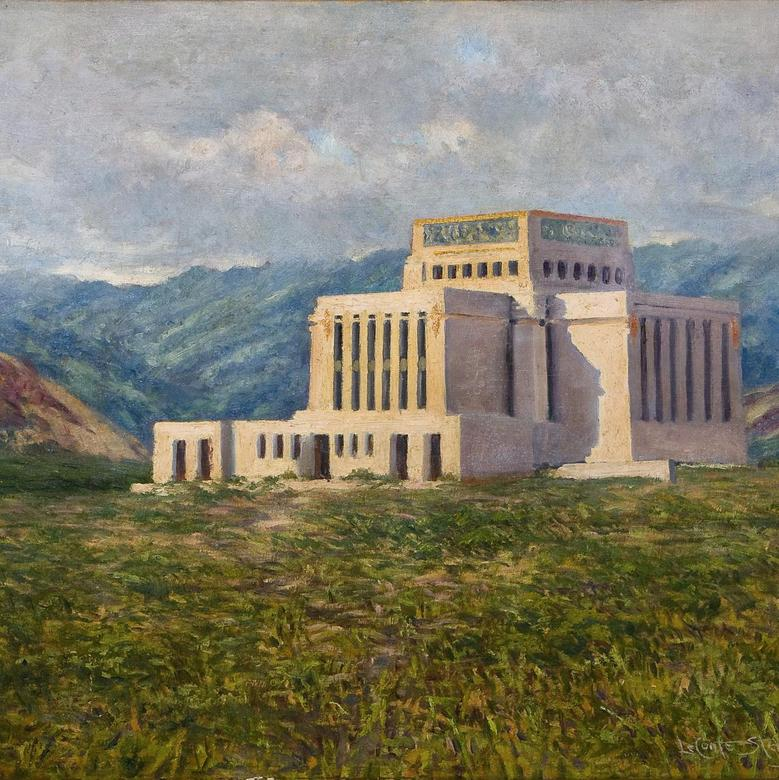 Hawaii Temple Construction