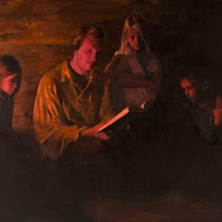 Joseph Smith and Children