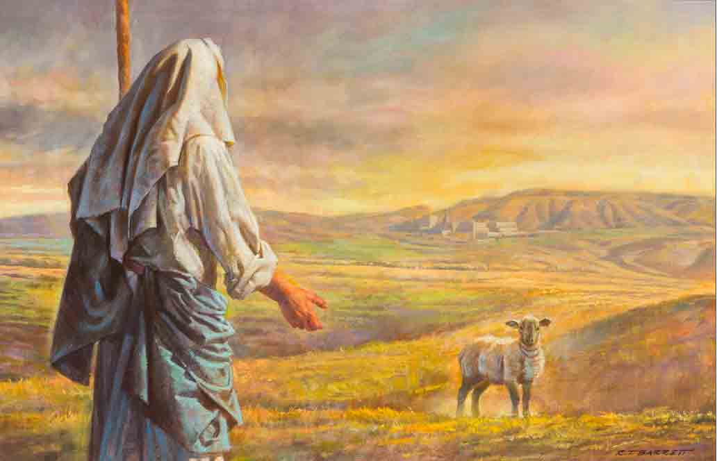 Lost sheep of the House of Israel