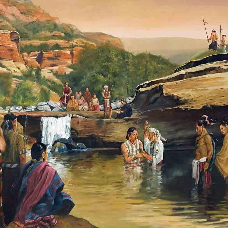 The Waters of Mormon