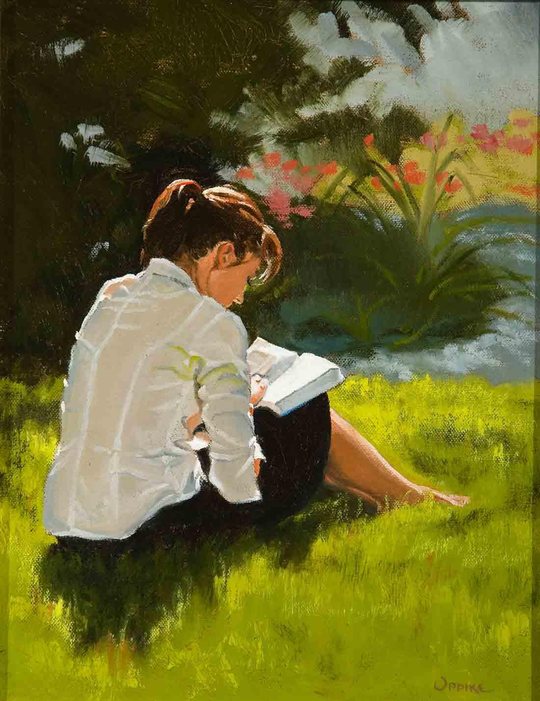 My Soul Delighteth in the Scriptures