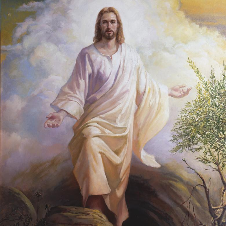 """The Resurrected Christ,"" by Wilson J. Ong"