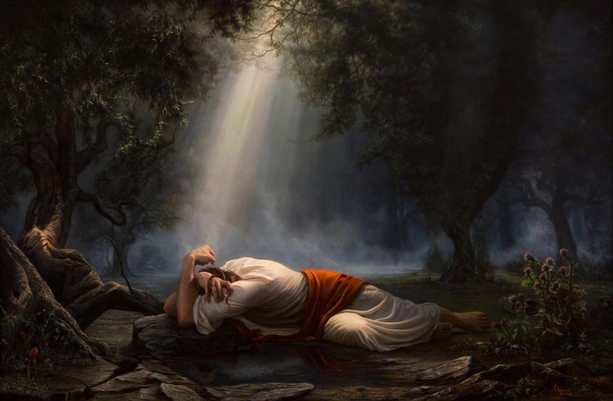 atonement of jesus christ gethsemane crucifixion resurrection
