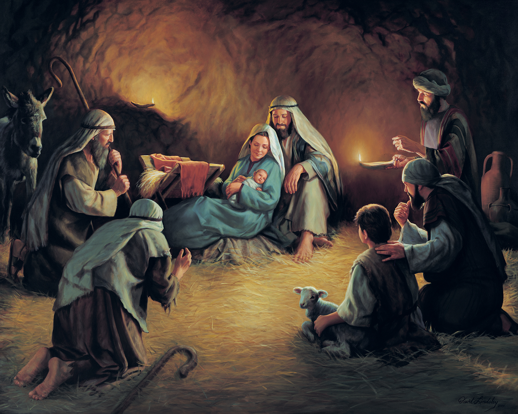 jesus birth The history behind the birth of jesus in the christmas story the census that was ordered by caesar augustus was the first of its kind it was done because the roman government wanted to make sure that everyone in the empire was paying their taxes correctly.