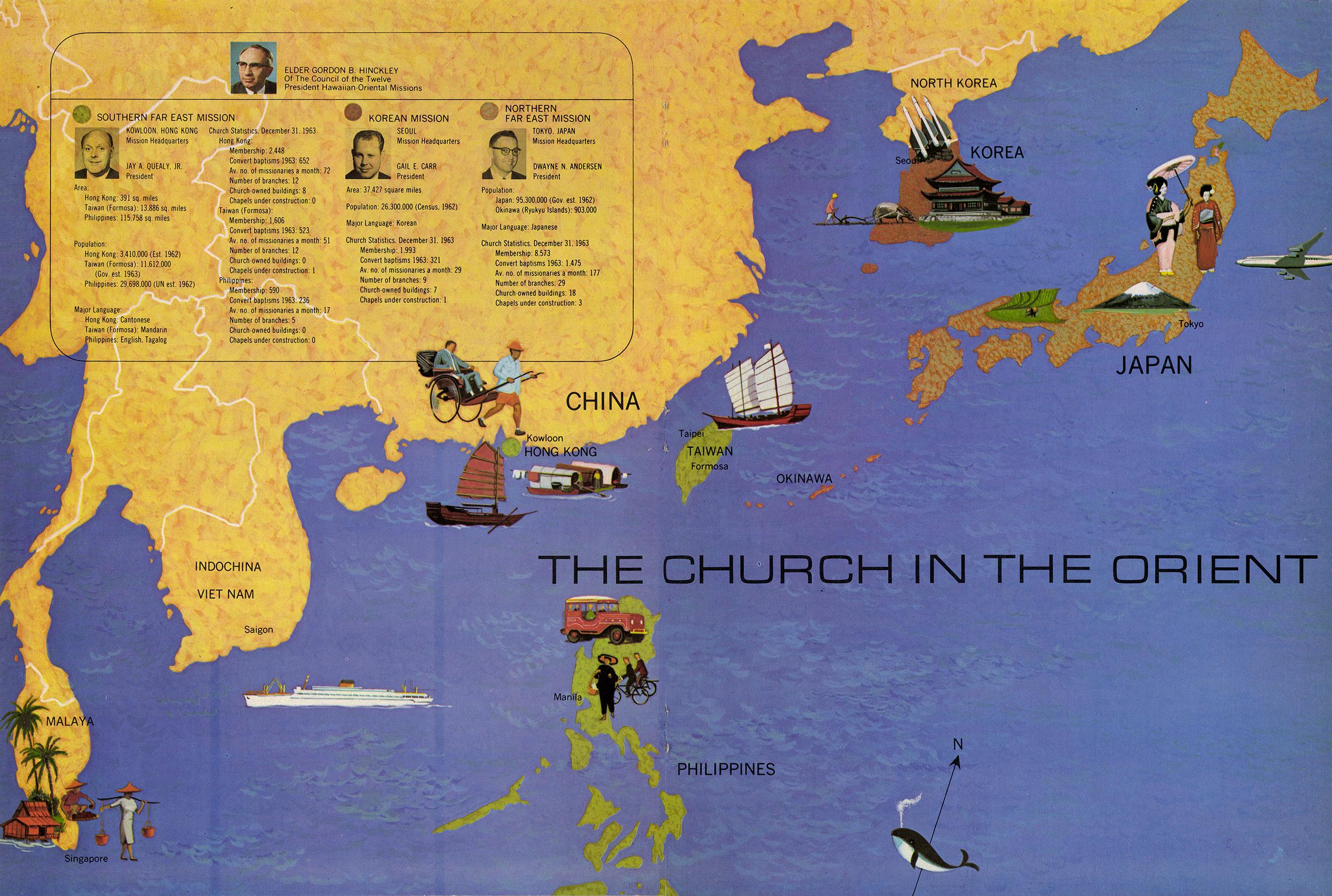 The Church in Asia  Exhibit