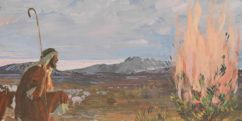 A Legacy in the Making: The Paint Studies of Harry Anderson