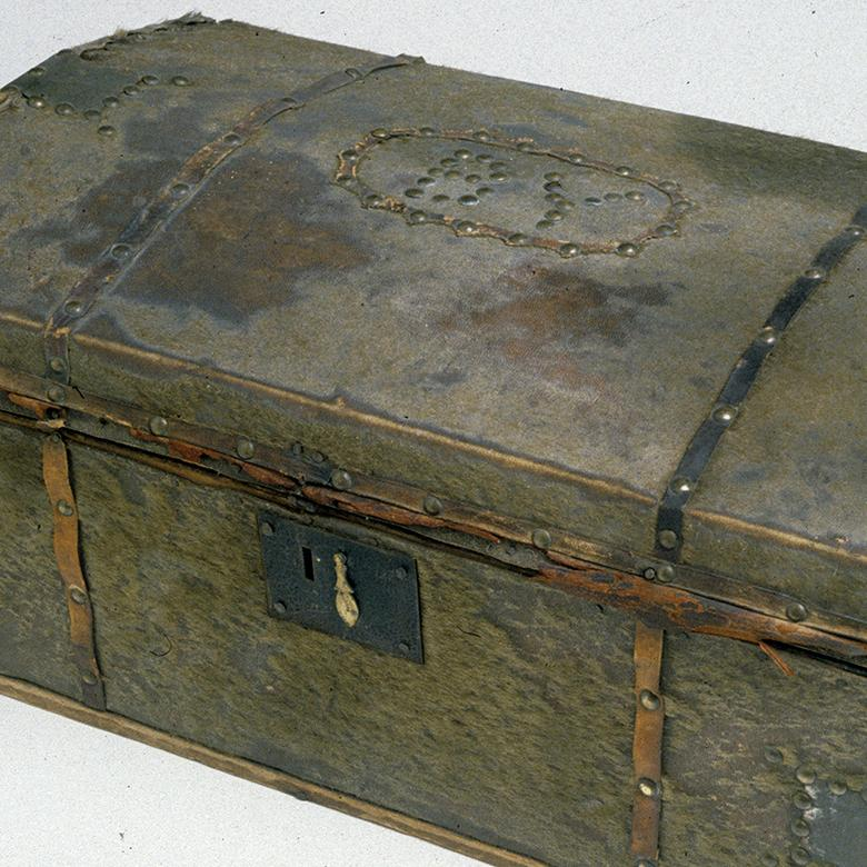 Brigham Young's Trunk