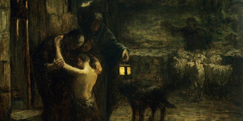 """The Prodigal Son,"" by G.P. Paltz"