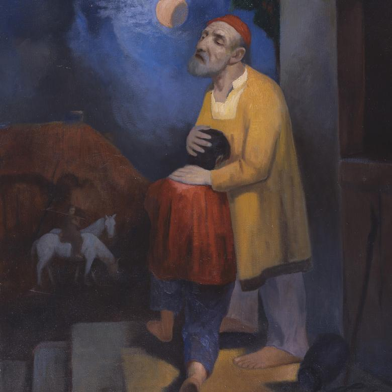 """The Return of the Prodigal Son,"" by Richard Burde"