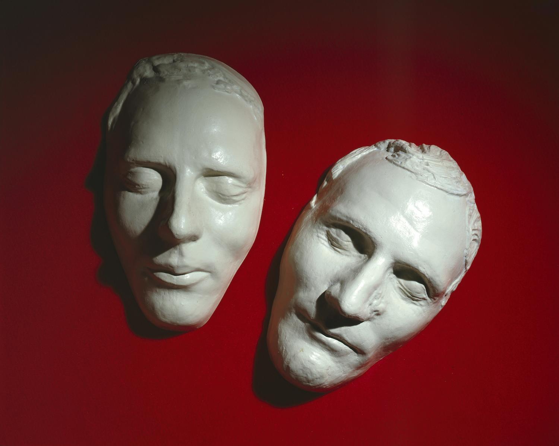 joseph and hyrum death masks