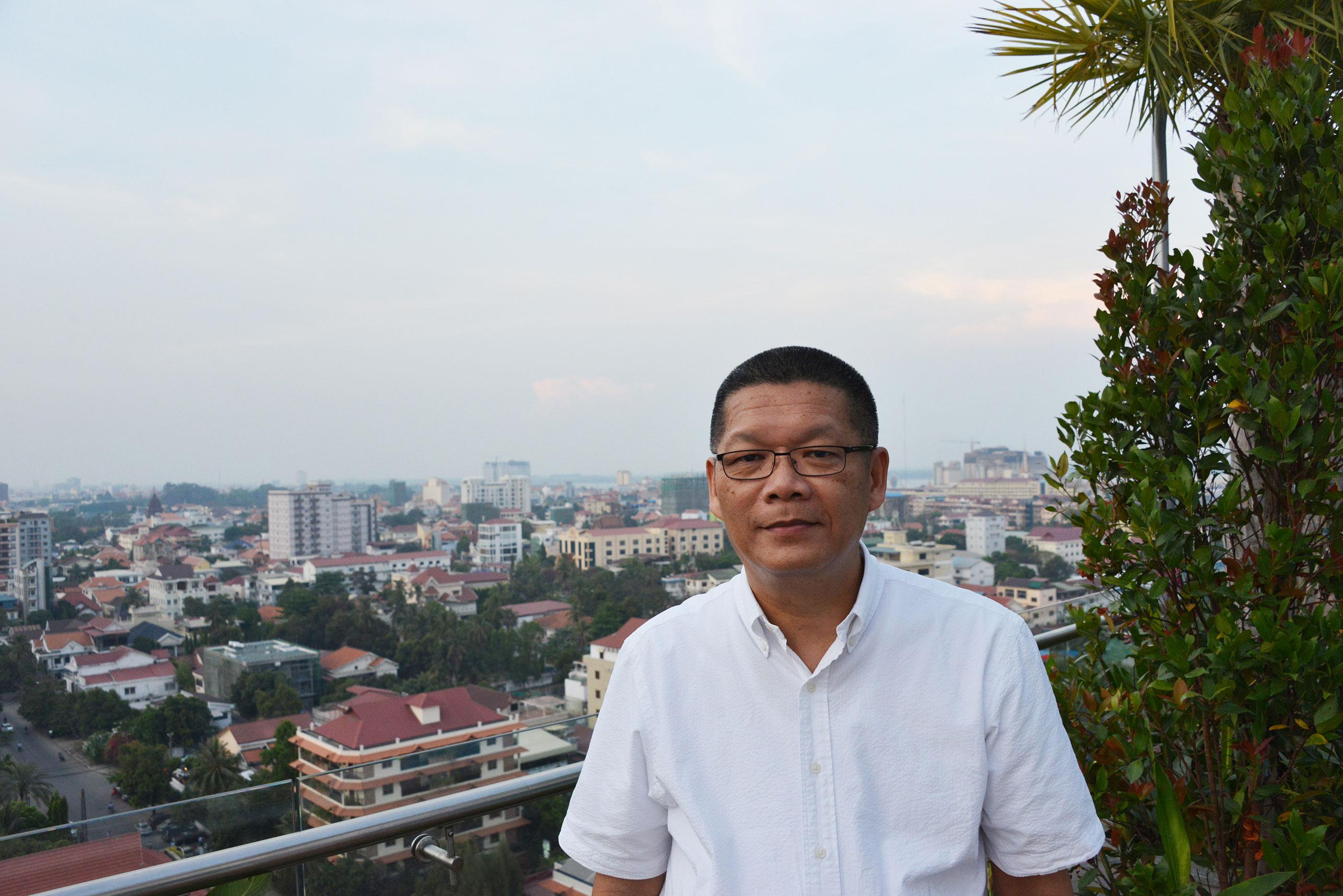 Bringing the Gospel Home to Cambodia