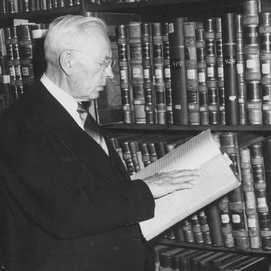 Preparation of Joseph Fielding Smith: A Love of the Scriptures
