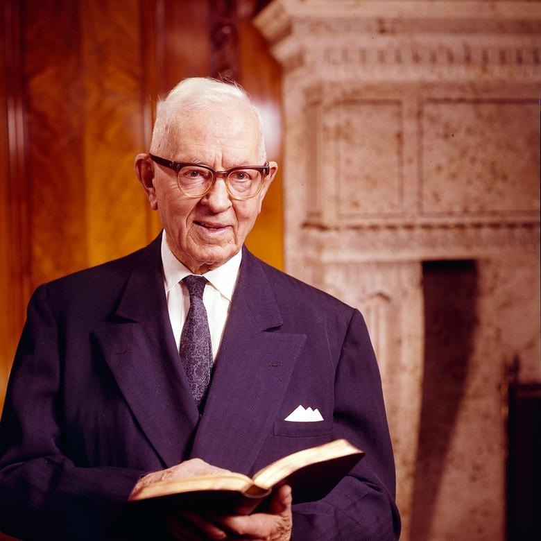 Joseph Fielding Smith was a prolific writer. He authored 25 books and numerous articles on historical and doctrinal subjects.