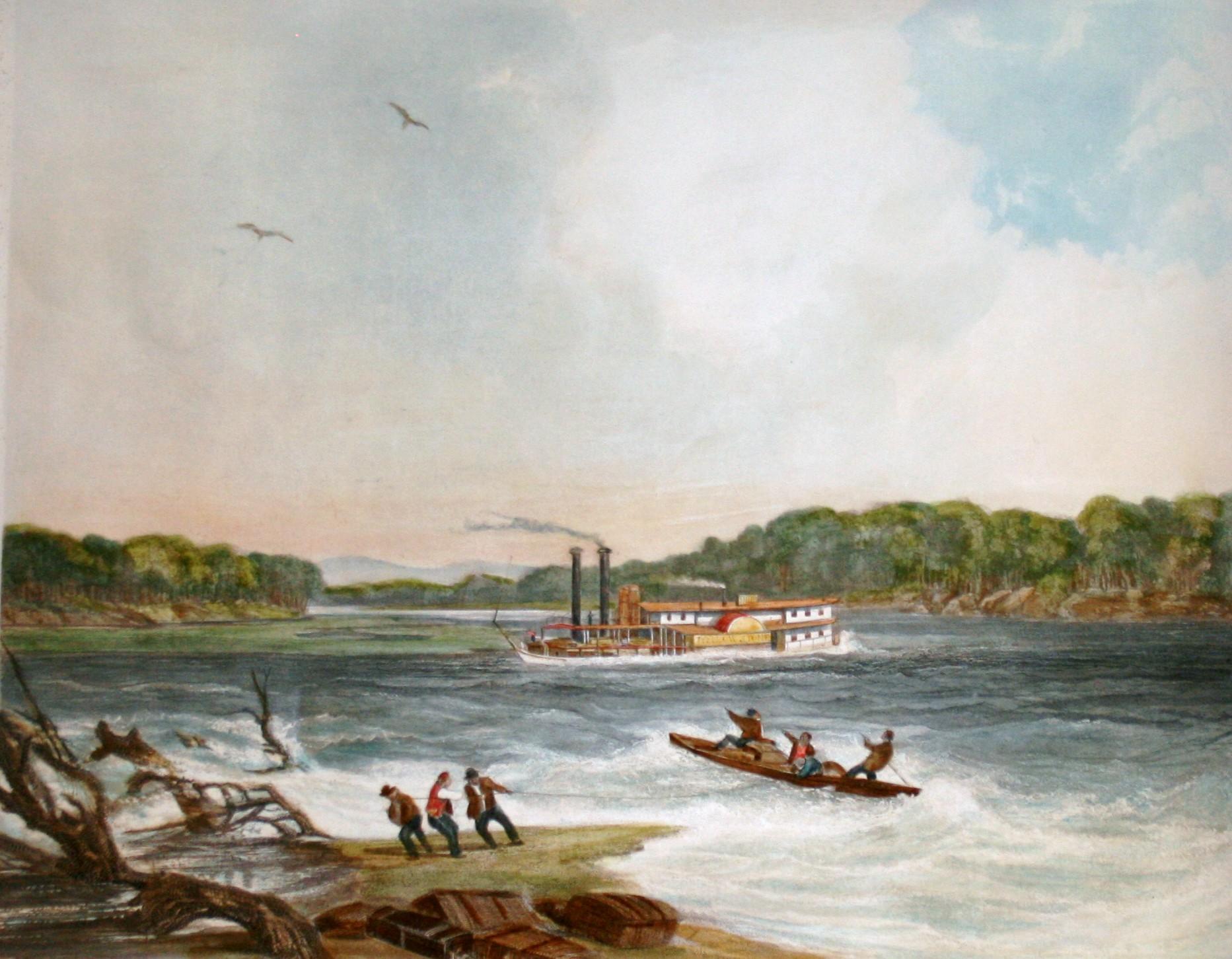 Ezra Booth and Isaac Morley