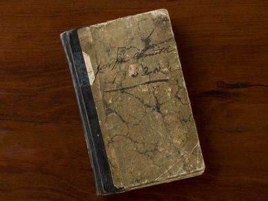 Joseph Smith's first journal