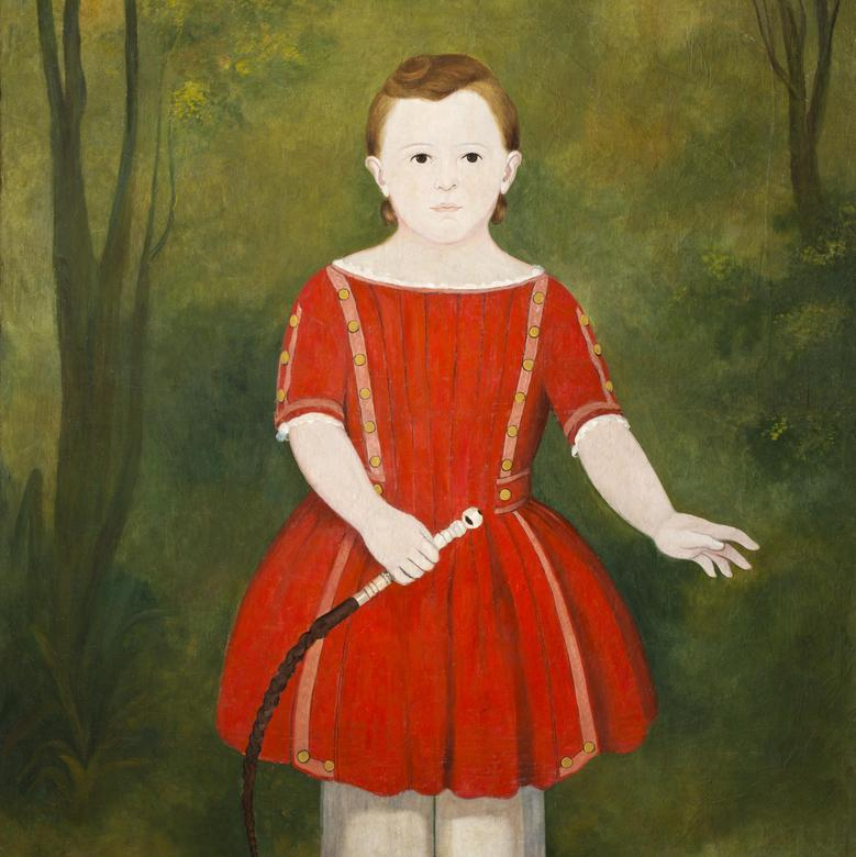 Child in Red