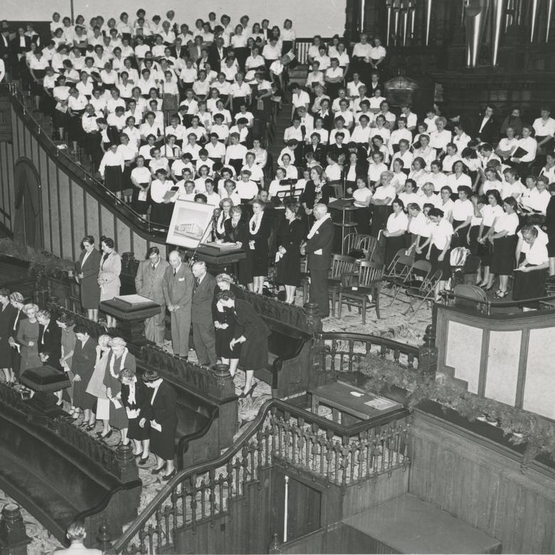 Relief Society General Conference, September 1947